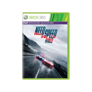 Need for Speed Rivals - Usado - Xbox 360