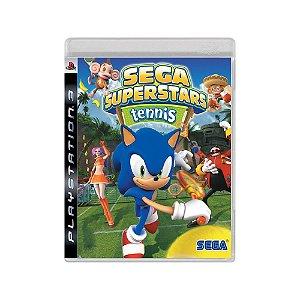 Sega Superstars Tennis - Usado - PS3