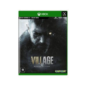 Resident Evil Village - Pré-venda - Xbox