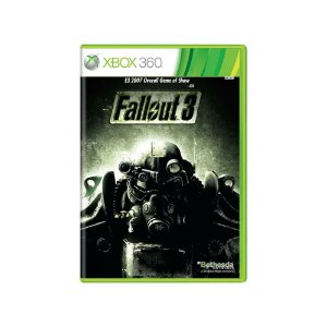 Fallout 3 - Usado - Xbox 360