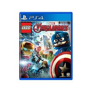LEGO Marvel Vingadores - Usado - PS4