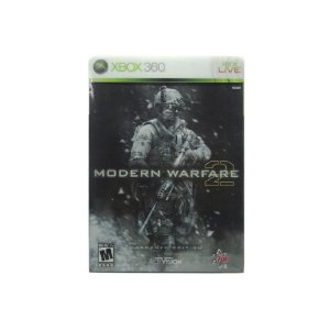 Call of Duty Modern Warfare 2 Hardened Ed. Usado - Xbox 360
