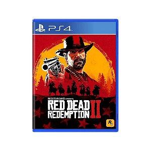 Red Dead Redemption 2 - Usado - PS4