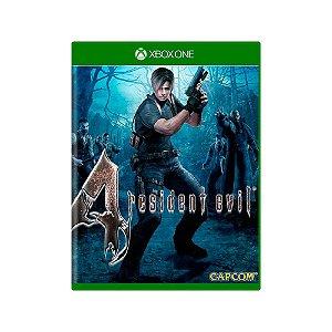 Resident Evil 4 - Usado - Xbox One