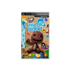 LittleBigPlanet - Usado - PSP