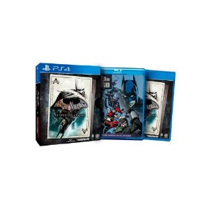 Batman Return To Arkham + Filme - Usado - PS4
