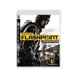Operation Flashpoint Dragon Rising - Usado - PS3