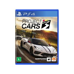 Project Cars 3 - Usado - PS4