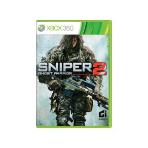 Sniper Ghost Warrior 2 - Usado - Xbox 360