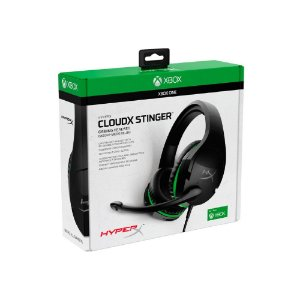 Headset Gamer HyperX CloudX Stinger - Xbox One