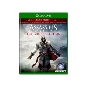 Assassin's Creed: The Ezio Collection - Usado - Xbox One