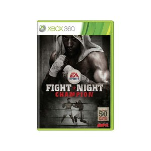 Fight Night Champion - Usado - Xbox 360