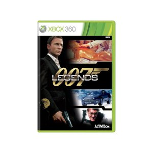 007 Legends - Usado - Xbox 360
