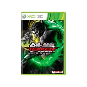 Tekken Tag Tournament 2 - Usado - Xbox 360