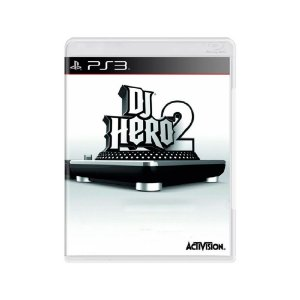 DJ Hero 2 - Usado - PS3