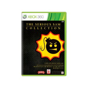 The Serious Sam Collection - Usado - Xbox 360