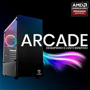 Computador Arcade Red