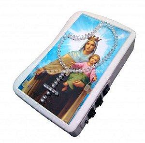 Terço Eletrônico de Luz de Nossa Senhora do Carmo