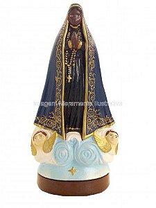 Nossa Senhora Aparecida com a Oração da Ave Maria