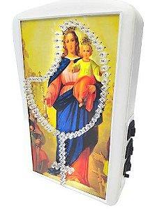 Terço Eletrônico de Luz Nossa Senhora Auxiliadora