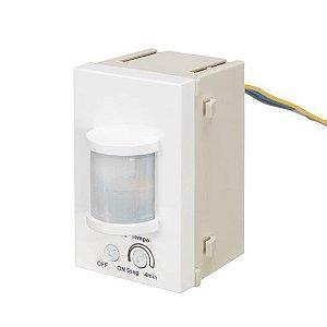 Sleek BR - Sensor de Presença Modular com Regulagem Margirius