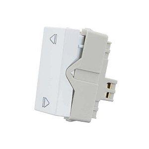Sleek BR -Modulo Interruptor Paralelo com Gravação (Reversor) Margirius