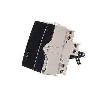 Sleek PT - Modulo Interruptor com Luz Margirius