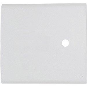 Tramontina Liz - Placa 4x4 - 1 Furo 9,5mm