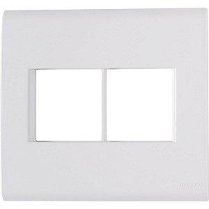 Tramontina Liz - Placa 4x4 - 4 Postos