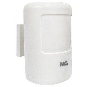 Sensor Presença Margirius Sobrepor Parede MPS 40F Raio 10Mts