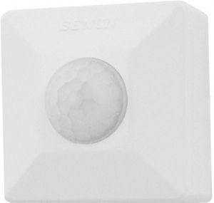 Sensor Presença Senun Basic Sobrepor Teto 3MP33B Raio 5Mts