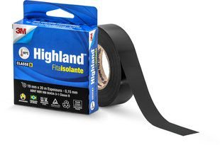 Fita Isolante 3M Highland 20Mts