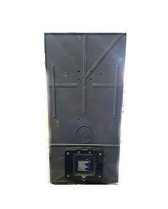 Caixa Eletropaulo Montada Policarbonato 1 Medidor Visor Rua
