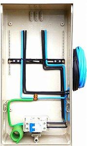 Caixa Eletropaulo Montada Policarbonato 1 Medidor Lateral