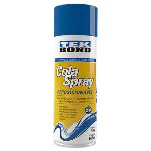Cola Spray Reposicionavel