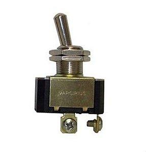 Interruptor Alavanca Unipolar 15A - 14.123