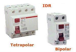 IDR - Interruptores Diferenciais Steck