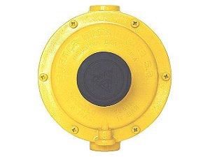 Regulador Ind 12Kg Aliança Amarelo 76511 B.P