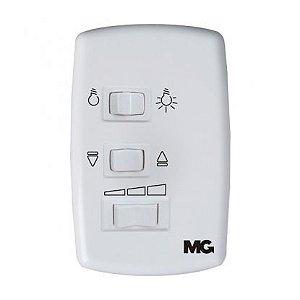Controle p/Ventilador c/Capacitor Margirius