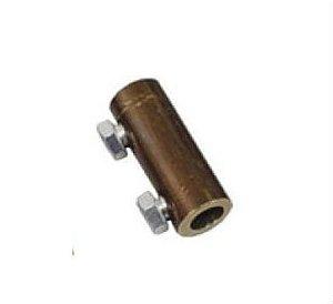 Conector Tubular 2 Parafuso