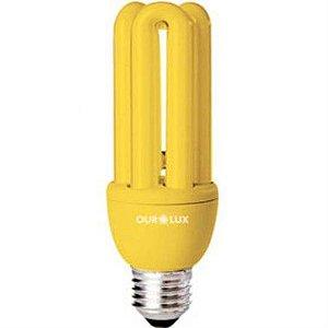 Lampada Fluor Eletronica Anti-Inseto