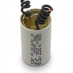 Capacitor Permanente - 2 Fios