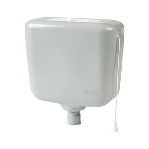 Caixa Descarga Normal Pvc Branco