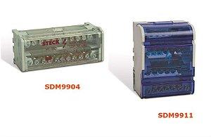Bloco Distribuição SDM Steck - Barramento