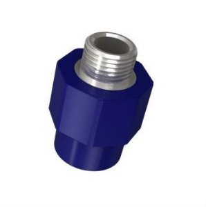 PPR Azul - Conector Macho