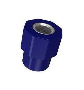 PPR Azul - Conector Fêmea