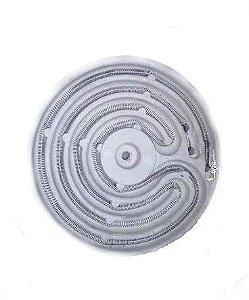 Resistência Espiral Refrataria - Porcelana com Mola