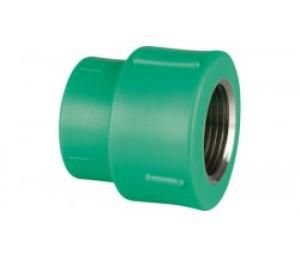PPR Verde - Conector Femea