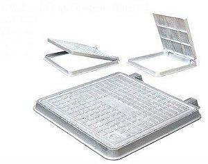 Tampao Articulado Aluminio