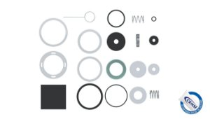 Reparo p/Valvulas Descarga Rio Modelos: 6000/6100/6200 - Censi